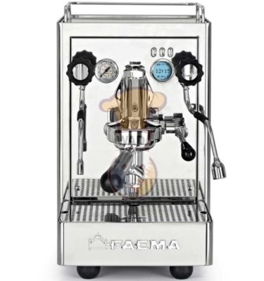 Automatic Espresso Cappuccino Machine