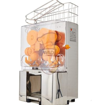 Automatic orange juicer