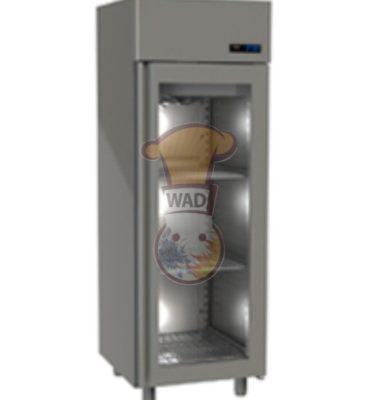 CN8-71-T Ginox Upright refrigerator 597 Ltr..