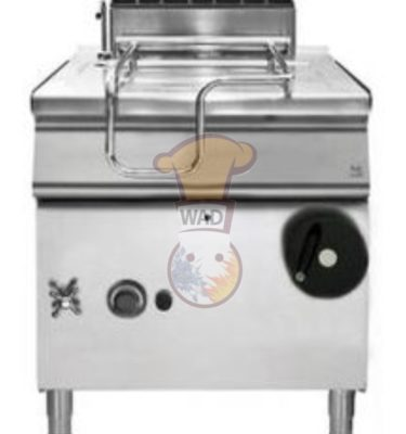 Gas Tilting Bratt Pan (80 Ltr.)
