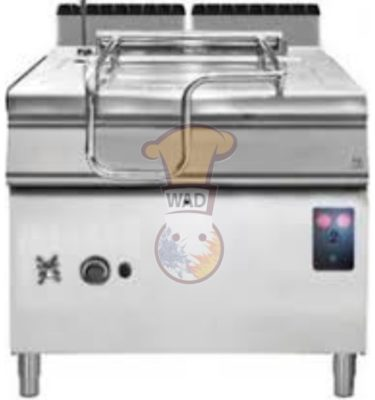 Gas Tilting Bratt Pan (120 Ltr.)