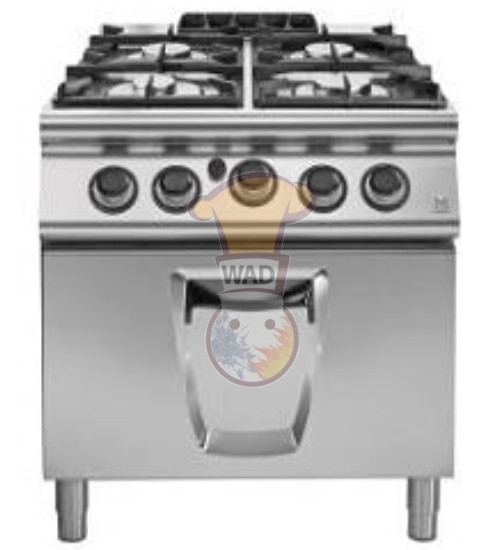 EM90/80 CFG Modular Professional Gas Cooker