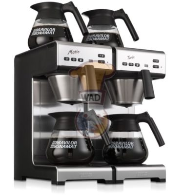 Coffee maker (Matic-twin)