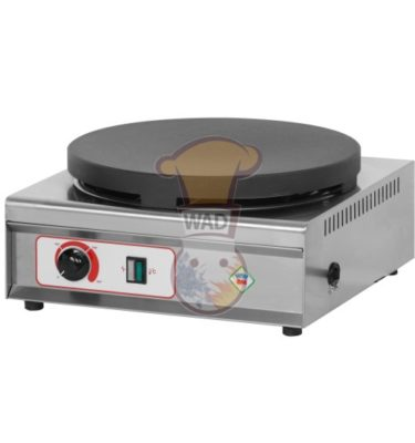 Electric crepe machine
