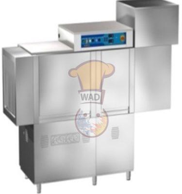 Rack conveyor dish washer + Dryer