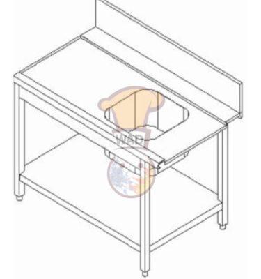 Inlet table dubai