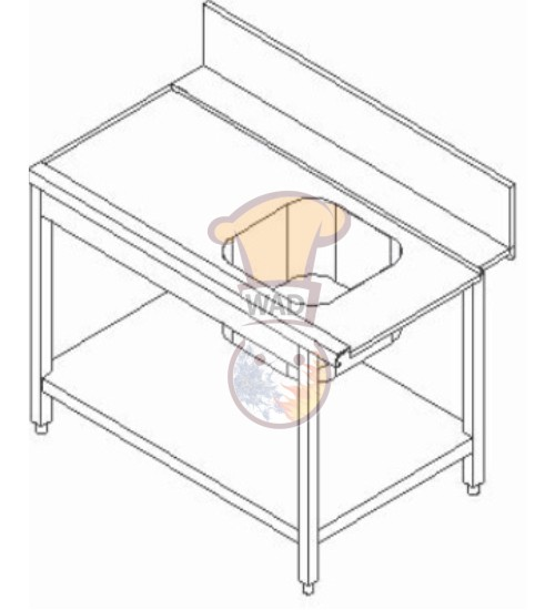 dishwasher inlet table suppliers